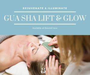 Facial Gua Sha for Gorgeous Glowing Skin